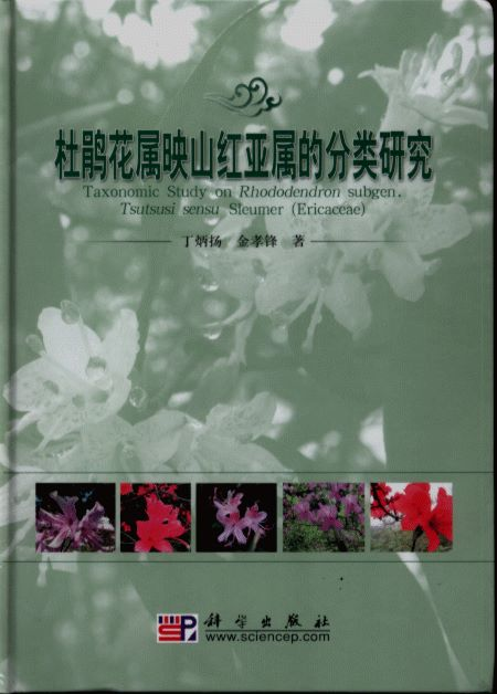 Taxonomic Study on Rhododendron subgen. Tsutsusi sensu Sleumer (Ericaceae) (Supported by the National Natural Science Foundation of China)