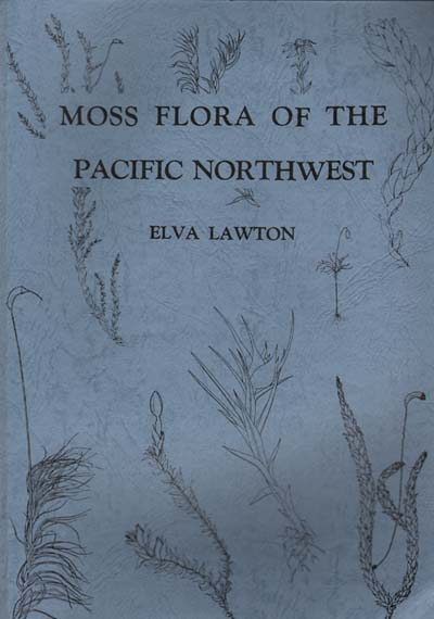 Moss flora of the Pacific Northwest (out of print)