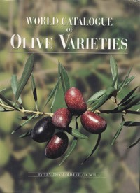 World Catalogue of Olive Varieties (out of print)
