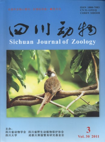 Sichuan Journal of Zoology (Vol.30, No.3 2011)