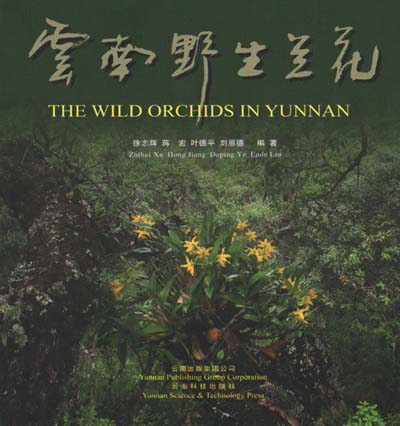 The Wild Orchids in Yunnan (out of print)