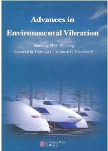 Advances in Environmental Vibration - Proceedings of the Fifth International Symposium on Environmental Vibration