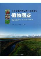 Atlas of Plants in Yanchiwan National Nature Reserves in Gansu