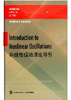 Introduction to Nonlinear Oscillations