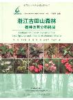 Gutianshan forest dynamic plot tree species and their distribution pattern